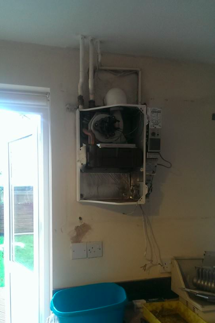 Boiler in Stevenage