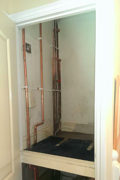 Boiler replacement in Stevenage