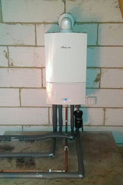 Boiler installation in Stevenage